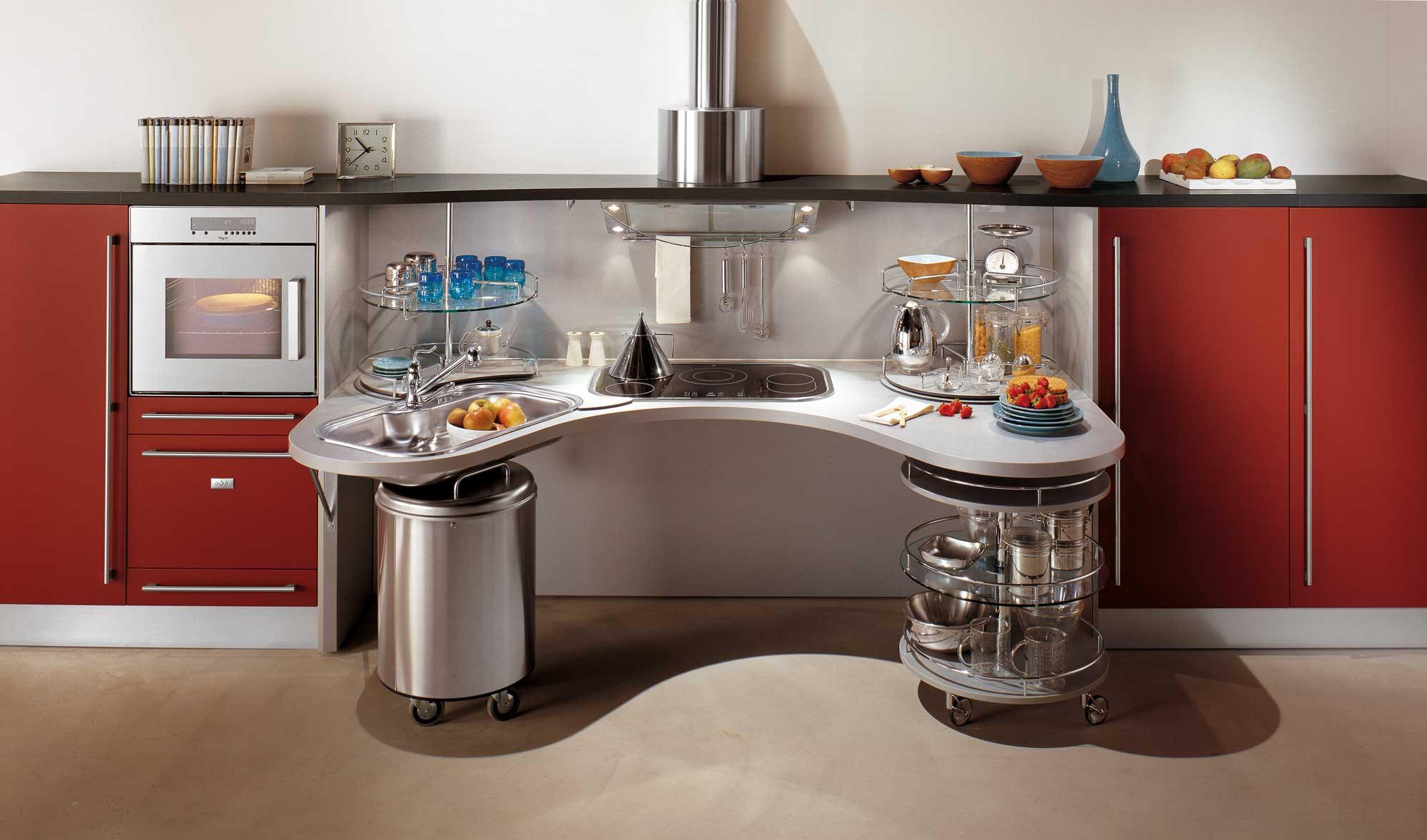 Associazione Design for All Italia   Cucina Skyline Lab