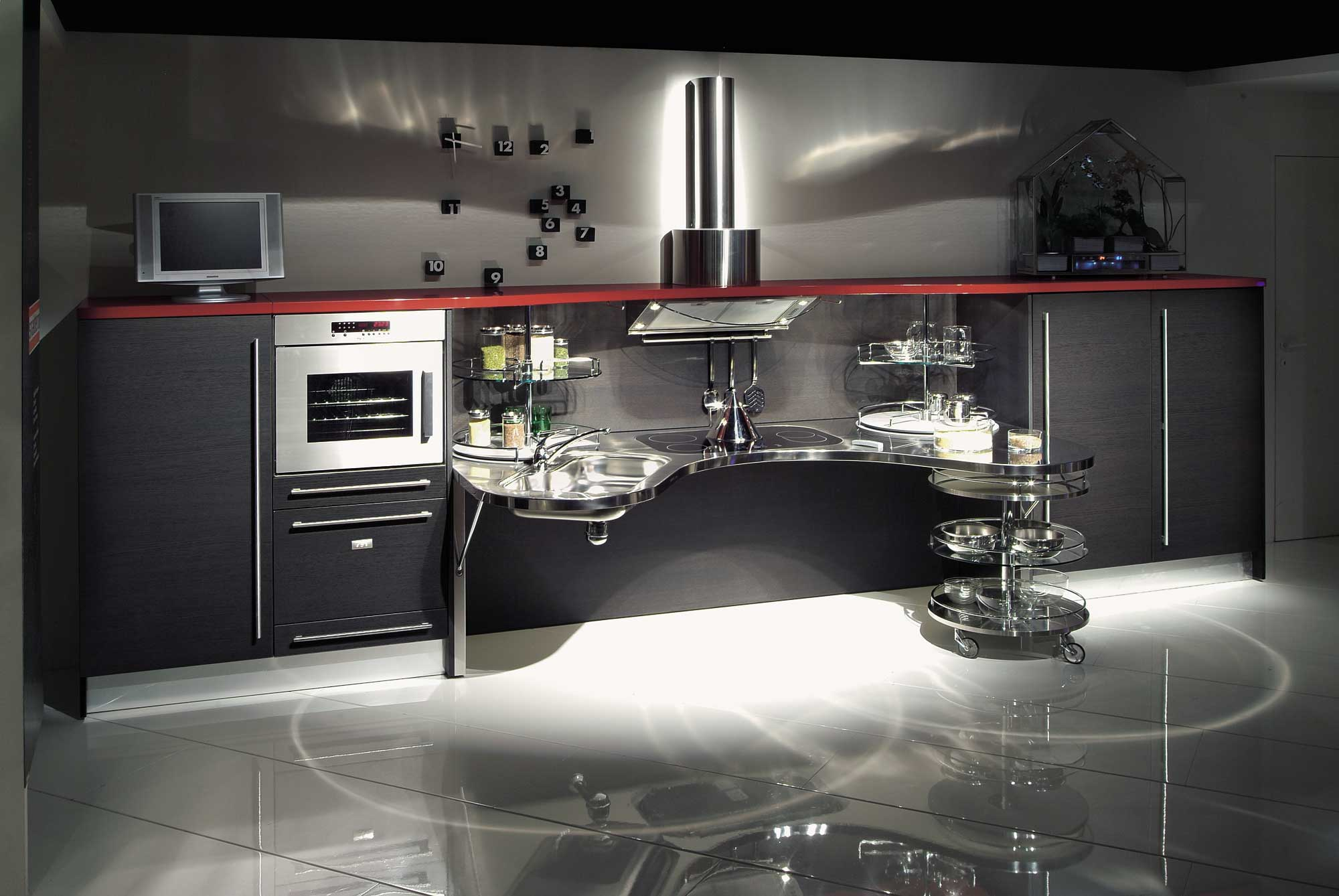 Associazione Design for All Italia | Cucina Skyline Lab